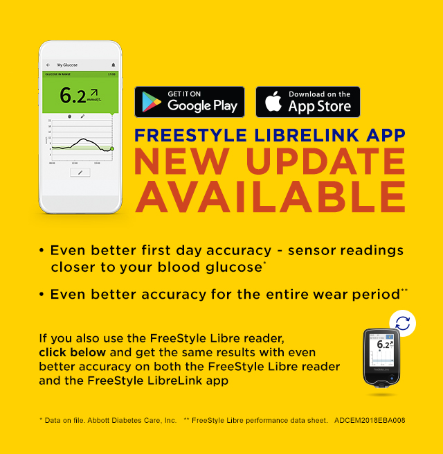 FreeStyle Libre | Glucose Monitoring System - Diabetes Care