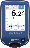 FreeStyle Libre 2 reader